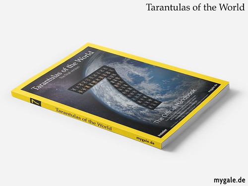 "The official ""Tarantulas of the World"" Handbook 