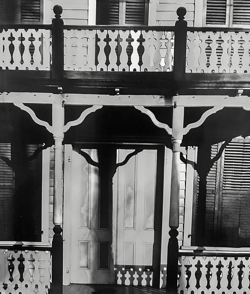 Detail of a Frame House, Ossining, NY, 1931\' by Walker Ev… | Flickr