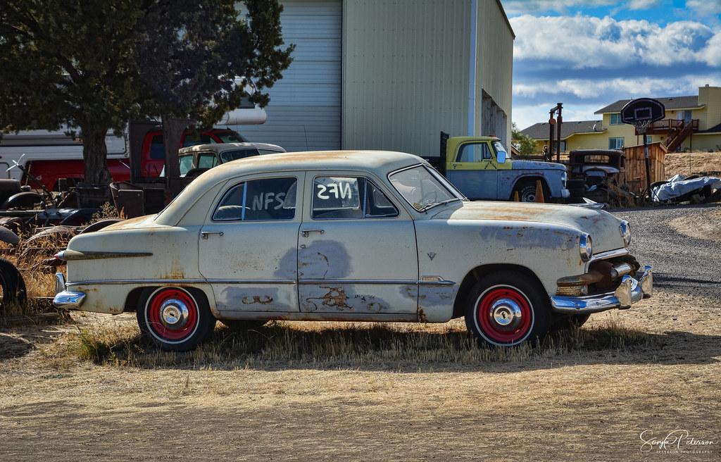 Old Ford Tudor Shoeboxo - Not for Sale (NFS) | Terrebonne, O… | Flickr