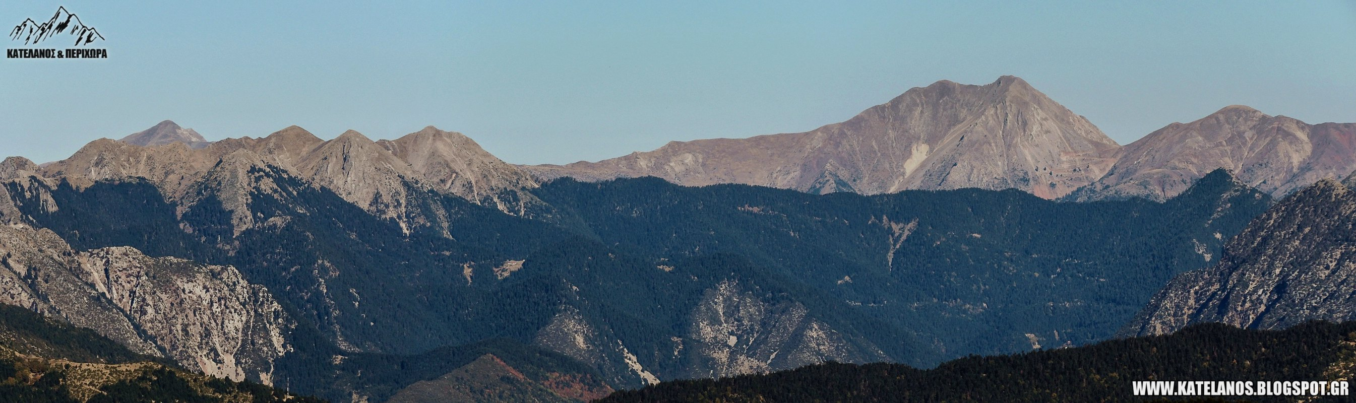 βουνα ναυπακτιας ευρυτανιας