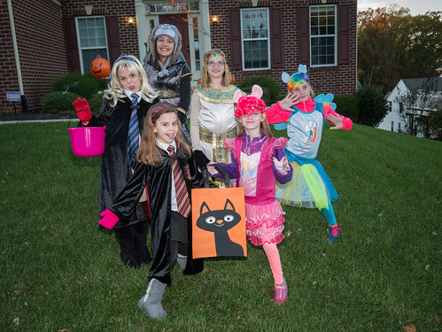 Trick-or-treating crew | by chadsellers