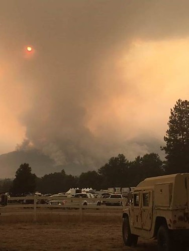 The Lolo Peak Fire