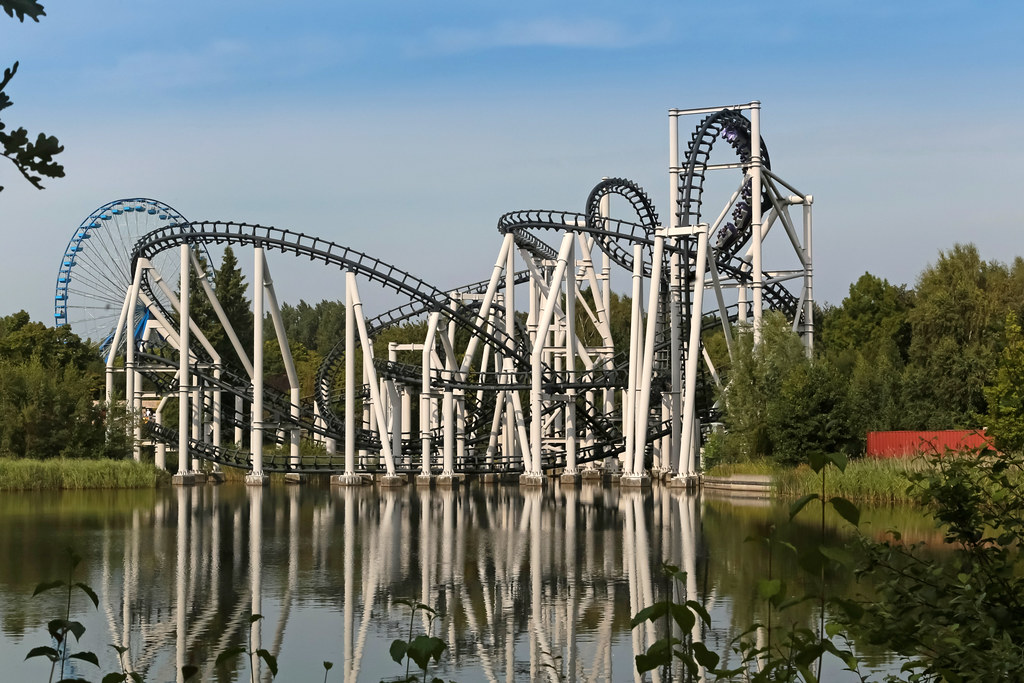 Goliath Season 2 >> Xpress Platform 13 - Walibi Holland (Netherlands) | Xpress P… | Flickr