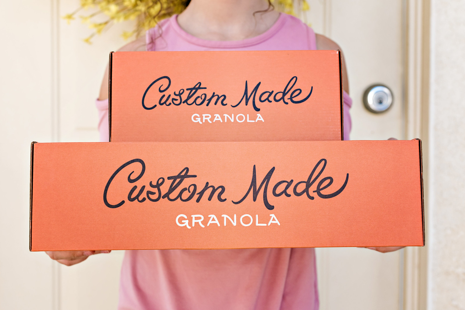 bear naked custom granola