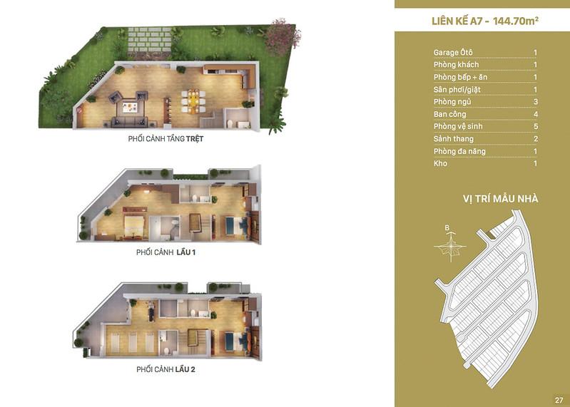 12 thiết kế mẫu nhà liên kế tại RioVista quận 9 18