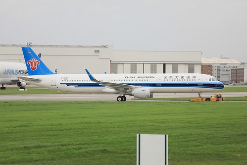China Southern A321 | by michelfetzer