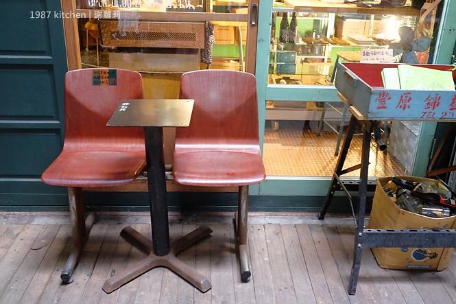 37752790556 8be513f2d9 b - 1987Kitchen -Pâtisserie/Café(1987廚房工作室) | 低調隱藏版,躲在傳統菜市場裡面的甜點店,手作限量、完全巔覆你的傳統想像!