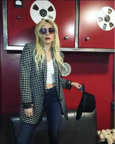 Angelo Lady Gaga Versace