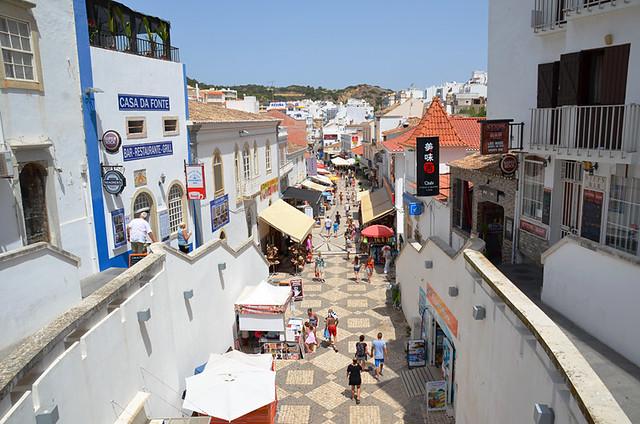 Old Town, Albufeira, Algarve