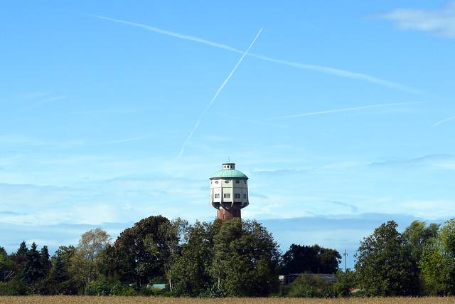 Wasserturm Edingen ... Brigitte Stolle 2017