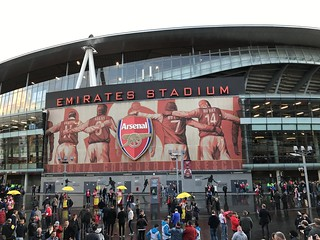 Arsenal - Cologne | by Ungry Young Man