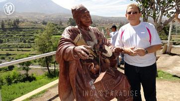 mirador del Carmen Alto Arequipa