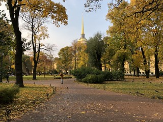 Снимок HDR с Apple iPhone 8 Plus