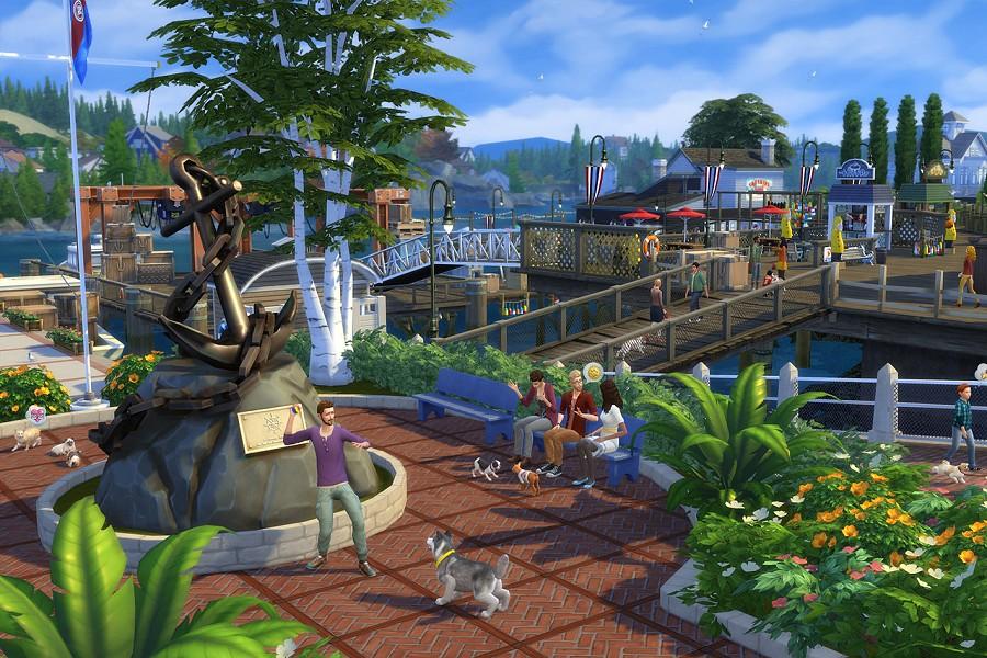 Controlando os seus Bichos no The Sims 4 Gatos e Cães!