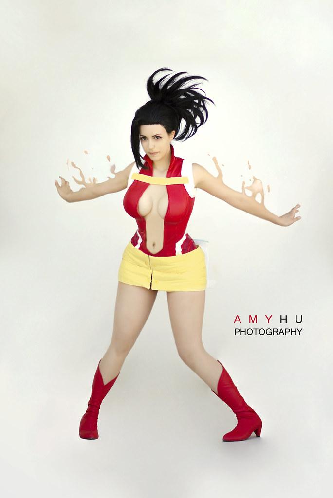 academia momo no hero cosplay Boku