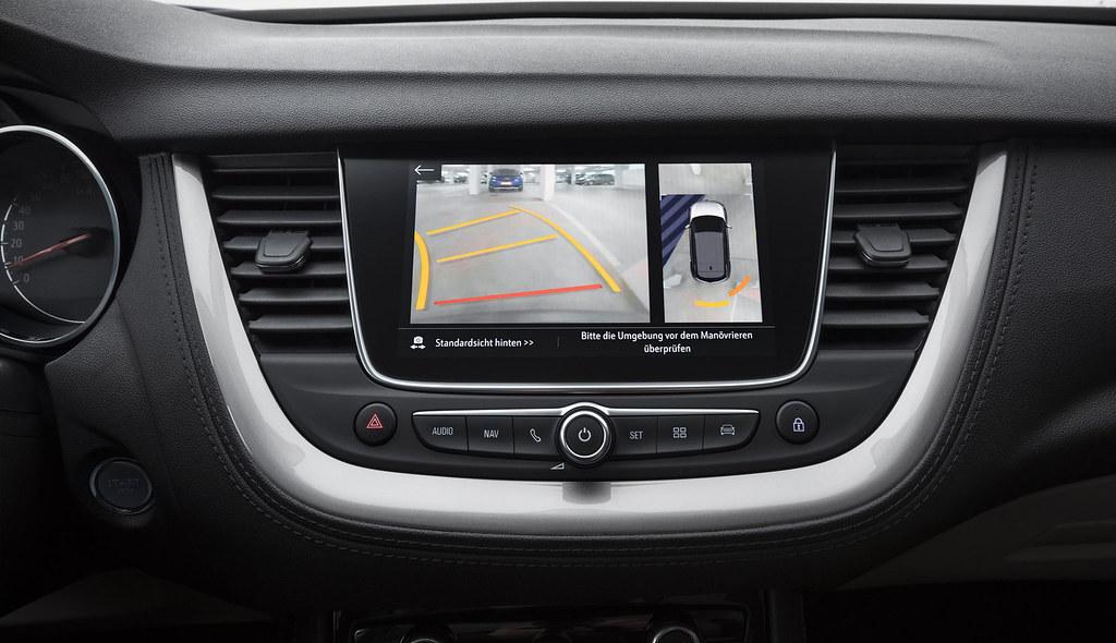 Opel grandland x interior design klar intuitiv for Interior opel grandland x