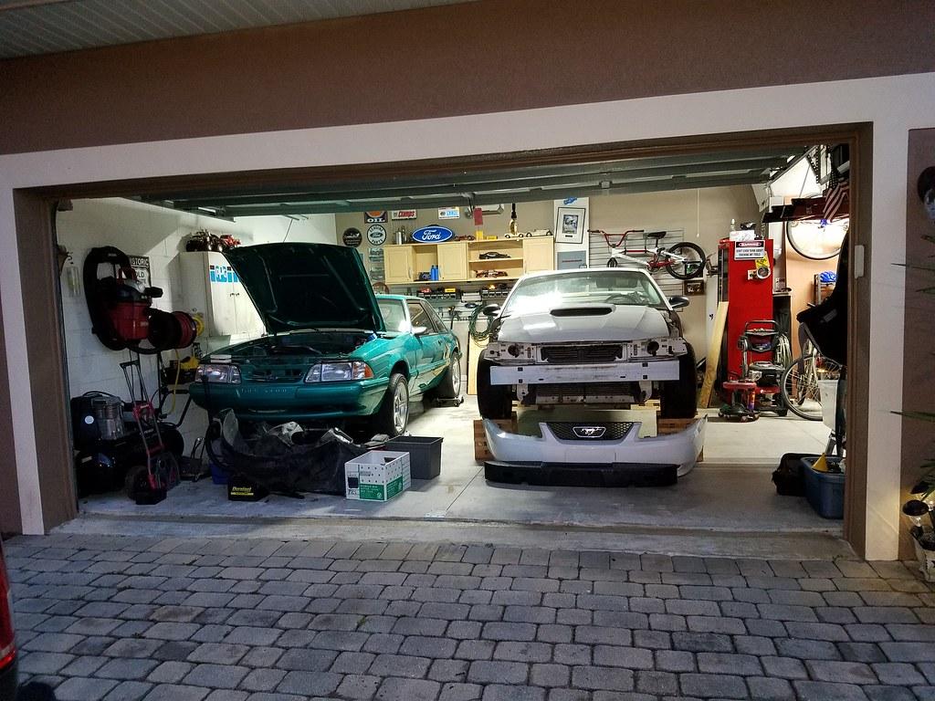 Hobby Garage suburban 3 car hobby garage the garage journal board