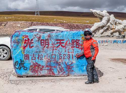 Road to Lhasa-38 | by Worldwide Ride.ca