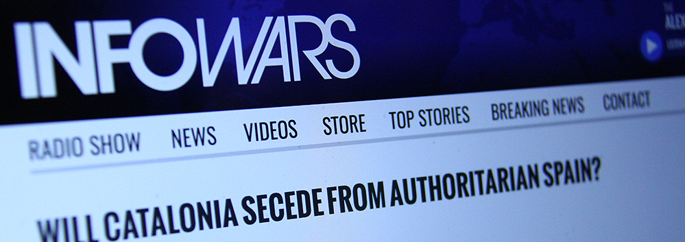 The Infowars' Scandalous Fake News to Support the Separatist Coup in  Catalonia