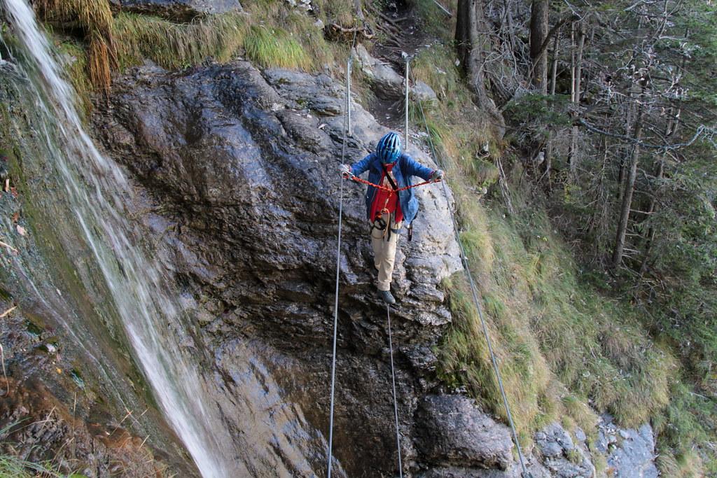 Klettersteig Bern : Klettersteig mürren in den berner alpen alps im ou flickr