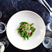 Raw Shrimp with Haritcots Verts