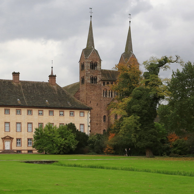 Corvey Abbey, Höxter