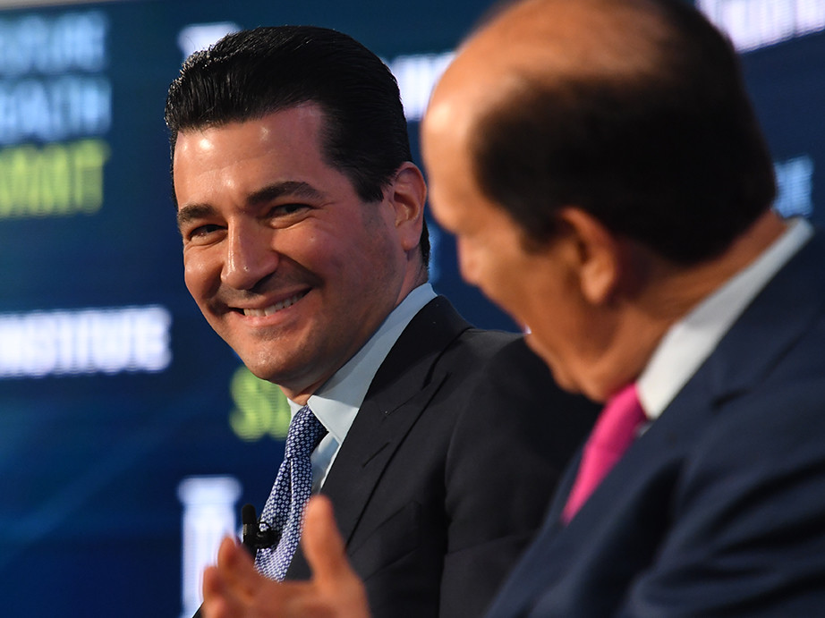 a conversation with fda commissioner scott gottlieb by milken institute