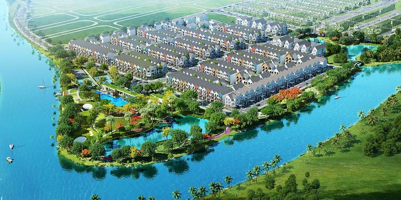 Nhà phố biệt thự Park Riverside Premium - Thành phố Venice quận 9