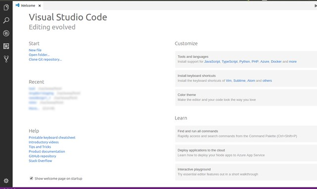 How to install visual studio code in Ubuntu for PHP development - welcome by Anil Labs