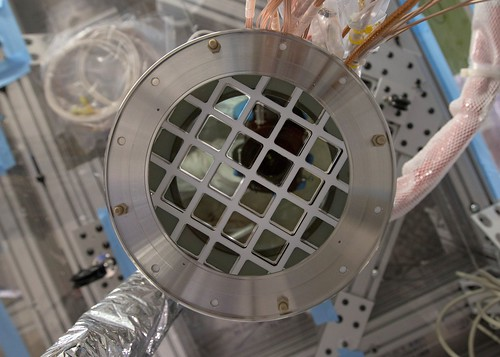 Prototype of LZ Dark Matter Experiment Gets More Sensitive 'Eye' | by SLAC National Accelerator Laboratory