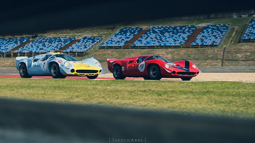 '67 & '68 Lola T70 MkIII | by JanochAbel Automotive