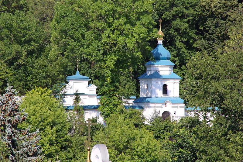 Скит преподобных Антония и Феодосия Киево-Печерских