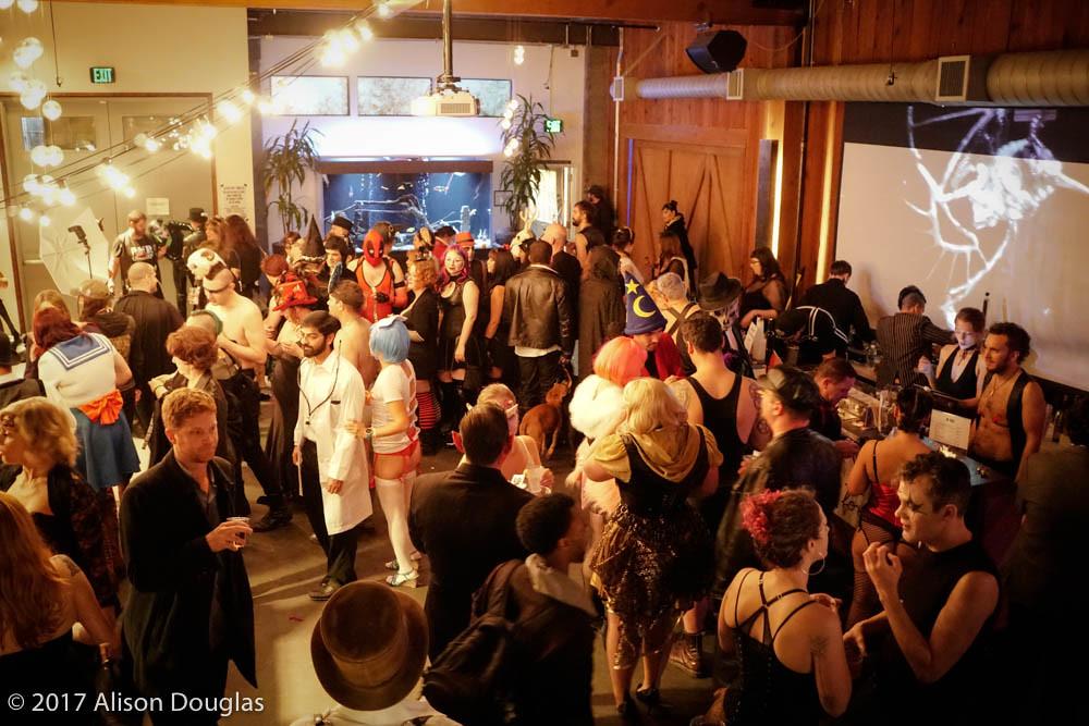 2017 Seduction Halloween Party   Seattle Erotic Art Festival   Flickr