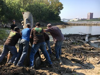 St. Charles River Clean-up
