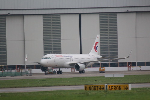 A320 China Eastern B- | by XFW-Spotter