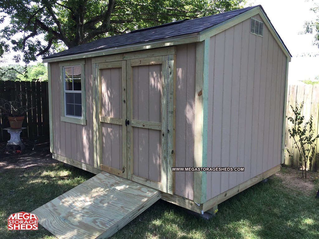 Beau ... Shed Tomball, Tx | By Mega Storage Sheds