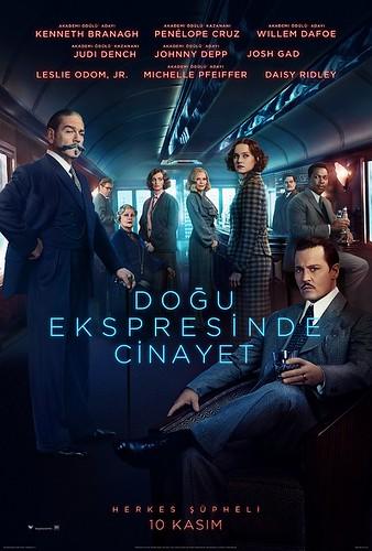 Doğu Ekspresinde Cinayet - Murder on the Orient Express (2017)