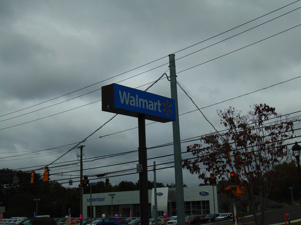 walmart brooklyn connecticut by jjbers