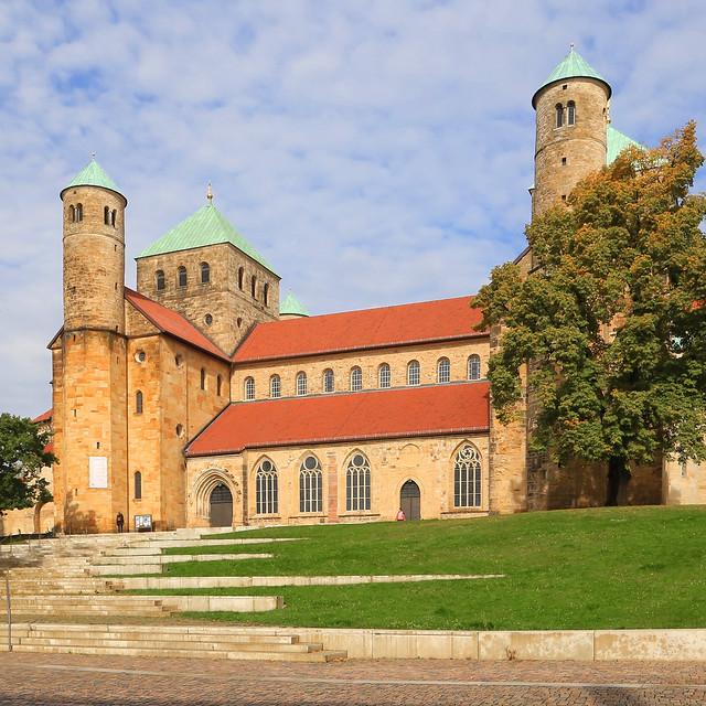 St. Michael's, Hildesheim