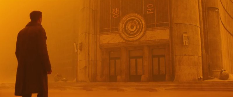 Blade Runner 2049 Filmed