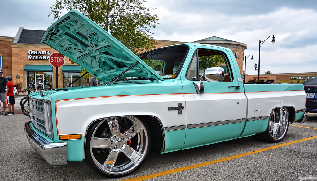 I 77 Chevy >> 1985 Chevy C10 | Chad Horwedel | Flickr