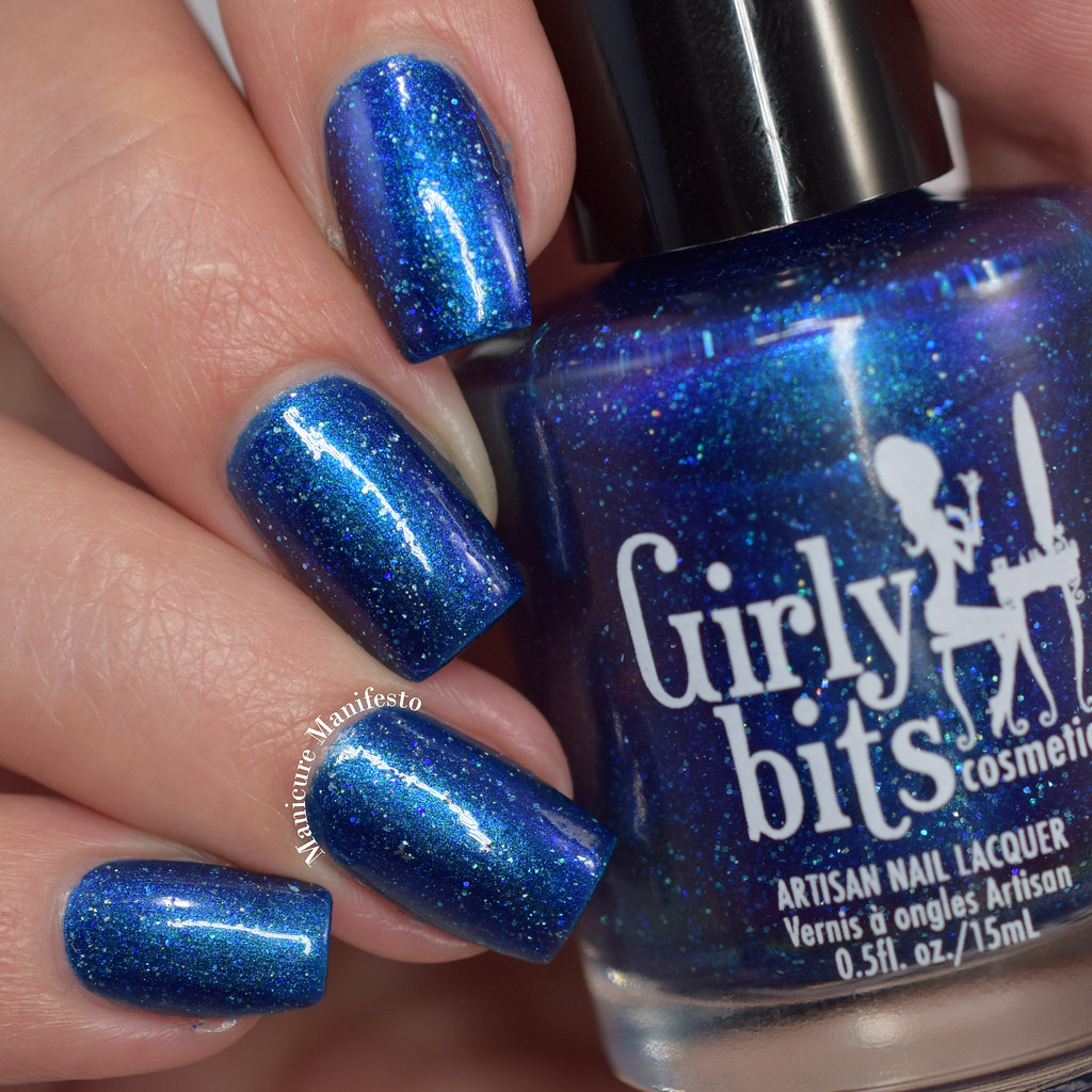 Girly Bits Wait For It review