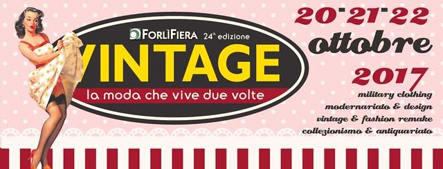 Vintage Forlì Ottobre 2017