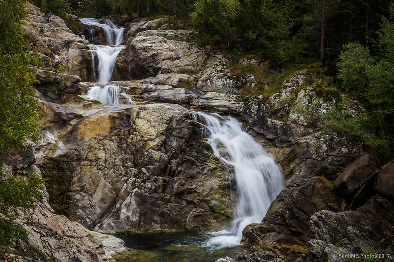 Cascada del Sant Esperit