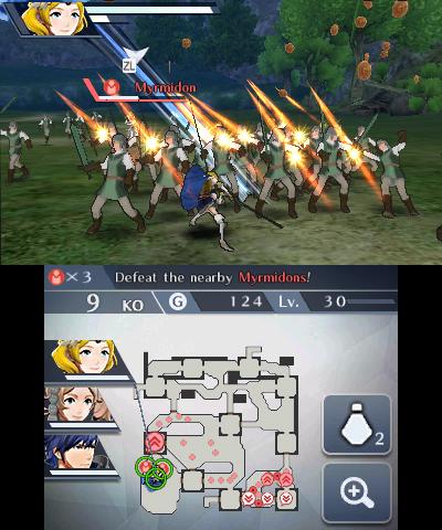 Fire Emblem Warriors-3DS-nShop