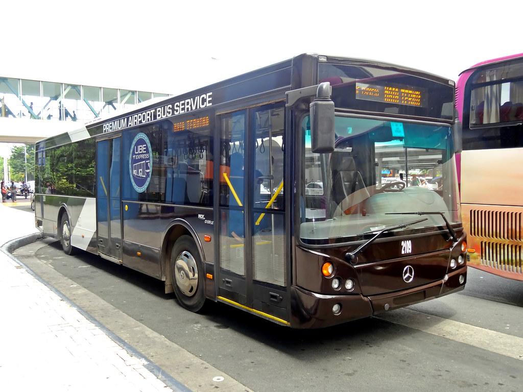 ... UBE Express Bus 2109 | by Irvine Kinea
