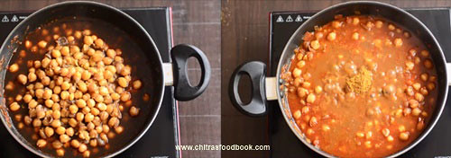 chole recipe