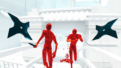 Superhot VR | by PlayStation.Blog