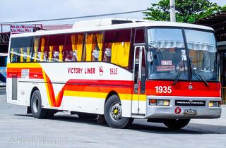 Victory Liner | Nissan Diesel | Santarosa | By _flyEdmund ...