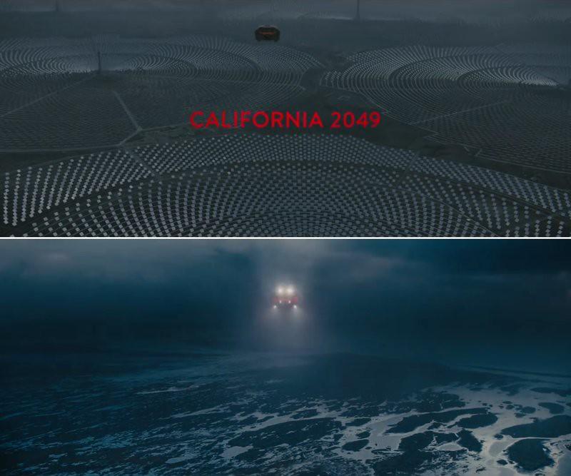Blade Runner 2049 filming
